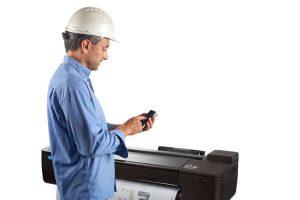 corretta manutenzione della stampante